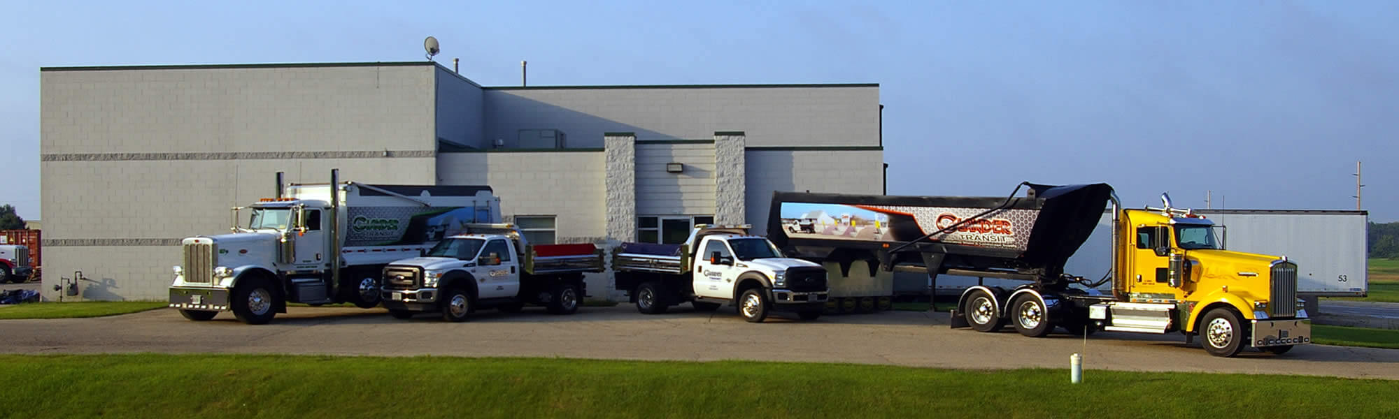 Trucking and Hauling Services in Wisconsin